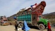 Afghanistan Pakistan Refugees