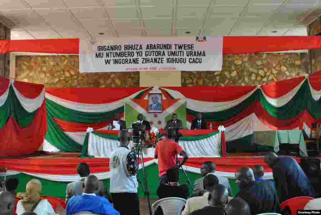 Burundi Dialogue