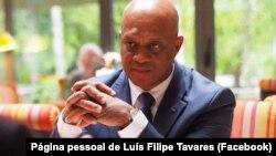 Luís Filipe Tavares, ministro dos Negócios Estrangeiros e Cooperação de Cabo Verde