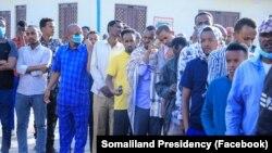 Doorashada Somaliland