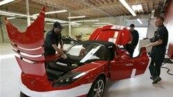 خودروهای برقی در جستجوی خریداران ژاپنی