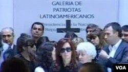 Ajantin: 3 Jou Dèy Nasyonal Nan Memwa Ansyen Prezidan Nestor Kirchner
