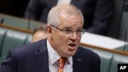 Frai minista Scott Morrison
