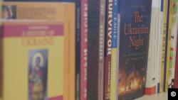 "Українська колекція книг у магазині ""Пауелс Букс"""