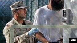 Дело узника Гуантанамо передано в военный суд