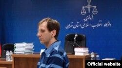 بابک زنجانی در نخستین جلسه دادگاه