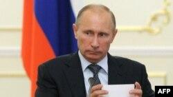 Rossiya Bosh vaziri Vladimir Putin