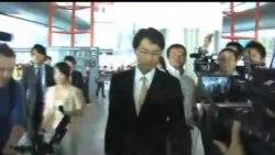 2012-08-29 美國之音視頻新聞: 日本北韓政府官員四年來首次舉行會談