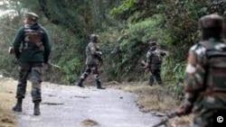 Nagaland fight