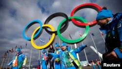 Imikino olimpike yo mu gihe cy'ubukonje mu Burusiya