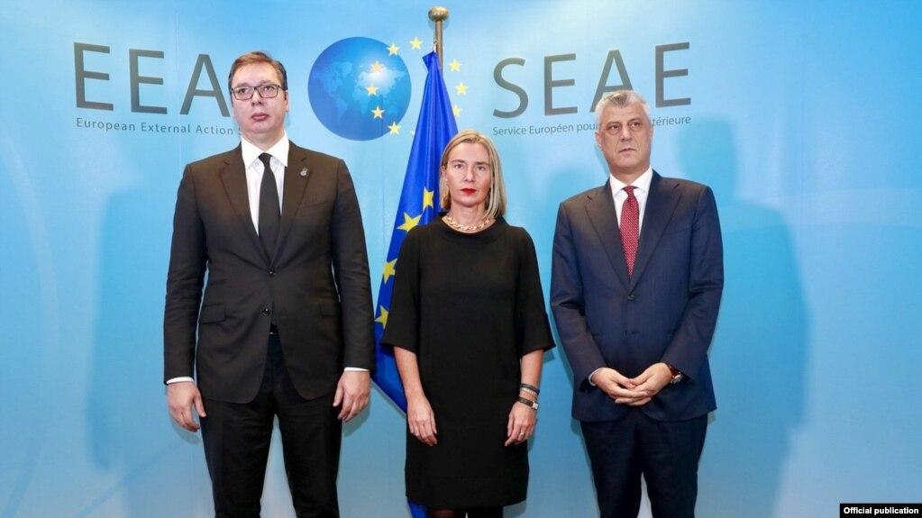 Përfundon takimi Kosovë – Serbi