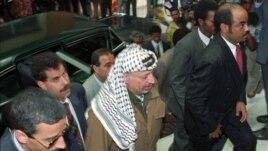 Nivel i lartë poloniumi radioaktiv në trupin e Arafatit