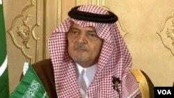 سعودی وزیر خارجہ سعود الفیصل