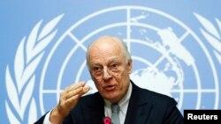 Utusan Khusus PBB urusan Suriah, Staffan de Mistura