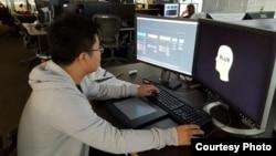 """Kevin Herjono, 3d generalist di Blur Studio milik sutradara Tim Miller penggarap film """"Deadpool"""" (Dok: Kevin Herjono)"""