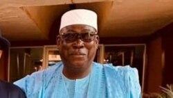 Mali: Cene kalaw ka Ton (APCAM) Gnemogo, Bakary Togola, minin na ka do kasso la.