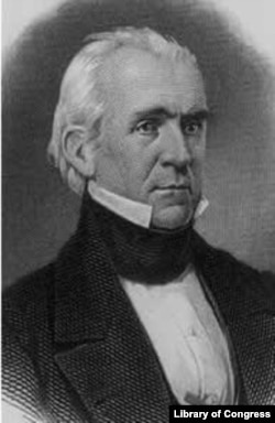 President James K. Polk wanted to make Texas a state