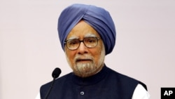 بھارت کے سابق وزیر اعظم منموہن سنگھ۔ فائل فوٹو