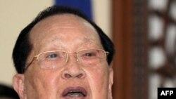Bộ trưởng Ngoại giao Kampuchia Hor Namhong