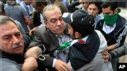 ادامه سرکوبی مظاهره کننده گان توسط نیروهای امنیتی سوریه