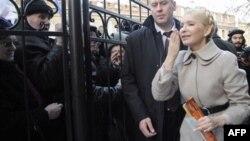 Генпрокуратура побоялася пускати Тимошенко до Брюсселя