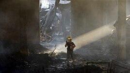 Zjarr në Filipine; 72 të vdekur