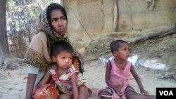 Người tị nạn Rohingya ở Cox's Bazar, Bangladesh.