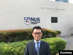 台灣世代教育基金會董事王智盛。(王智盛提供)