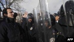 Protesti na Kosovu