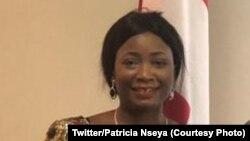 Député Patricia Nseya Mulela ya UDPS, 2020. (Twitter/Patricia Nseya)