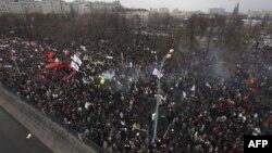 Болотная площадь, Москва 10 декабря 2011г.