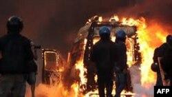 Ðây là vụ bạo loạn đường phố tồi tệ nhất ở Rome trong nhiều năm qua