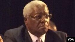 Gurukota rezvemukati menyika Doctor Ignatius Chombo.