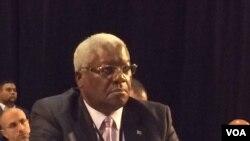 UMnu. Ignatius Chombo.