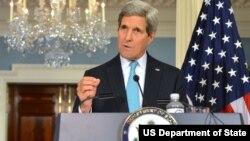 美国国务卿克里