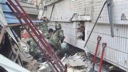 زمین لرزه در چین دست کم ٢۴ کشته برجا گذاشت