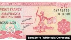 Le gouverneur de la banque centrale pointe du doigt les cambistes ambulants et les bureaux de change d'être la source de cette depreciation de la monnaie burundaise.