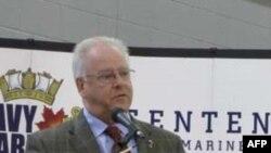 Dân biểu Quốc hội Canada Wayne Marston