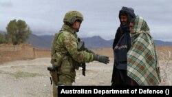 بیشتر نیروهای آسترالیایی مستقر در افغانستان در ولایت ارزگان ایفای وظیفه میکردند