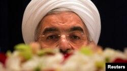 Iranski predsednik Hasan Rohani (arhiva)
