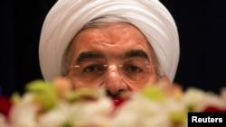 El presidente iraní Hassan Rouhani asegura que con el acuerdo nuclear las potencias occidentales se han rendido ante Irán.