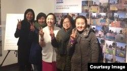한국 민간단체, 북한인권법 통과 촉구 '100일 캠페인' 사진전