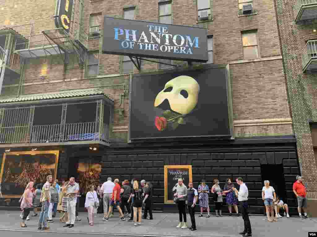 Amerikada teatr mədəniyyəti