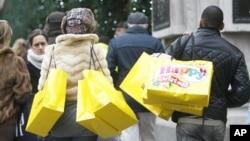 Ova blagdanska sezona najbolja za trgovce u nekoliko posljednjih godina