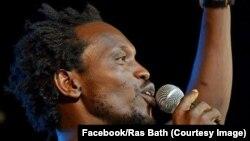 """Ras Bath"", activiste contestataire, Mali, 29 mai 2017. (Facebook/Ras Bath)"
