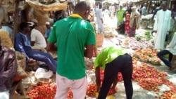 Kasuwa: Farmers Market a Abuja