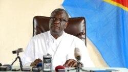 Denis Mukwege, Nobel de la Paix pour sa lutte contre les viols en RDC