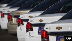 Các công ty sản xuất ôtô Mỹ thông báo doanh số bán tăng