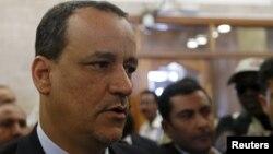 اسماعيل ولد الشيخ، فرستاده سازمان ملل متحد - آرشیو