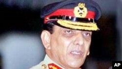 جنرل کیانی کی ISAF کمانڈر اور صدر کرزئی سے ملاقاتیں